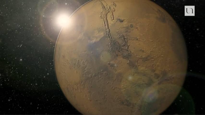 Trace de Vie Sur Mars de Traces de Vie Sur Mars